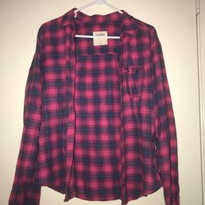 Abercrombie and Fitch Flannels